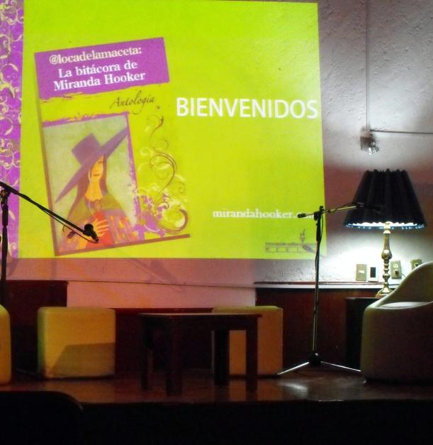 Escenario presentacion 2009