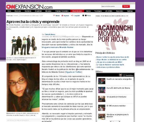 Reporte prensa MH 2009 4