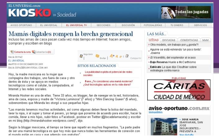 Reporte prensa MH 2009 5